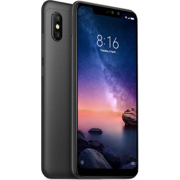 Xiaomi Redmi Note 6 Pro  (3/32GB)  DS  Black